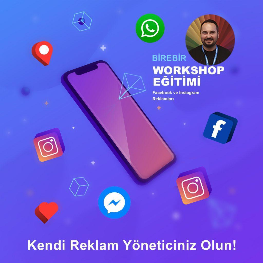 instagram reklamı özel eğitim
